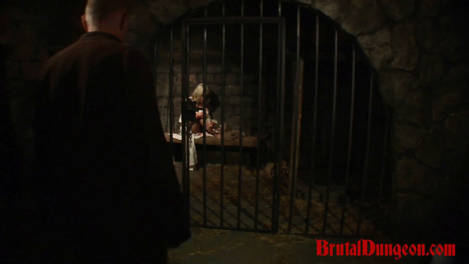 Bdsm gangbangs are just how the beatiful blonde amalia serves her prison sentence. In our dungeon, a young blonde is left begging for a second chance. She is denied and must endure imprisonment, bondage, domination, BDSM fun, gang bang, spanking, fingering, tit, nipple and kitty torment.